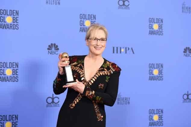 特朗普反驳好莱坞女星炮轰:你是希拉里的走狗