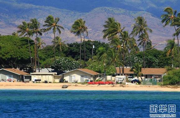 美国频道        可爱岛不大,是夏威夷群岛的第四大岛,从地质角度来说