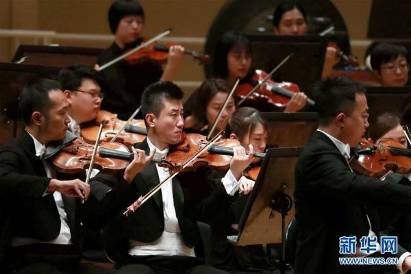 中国国家大剧院管弦乐团在芝加哥开启美国巡演【2】