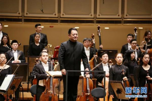 中国国家大剧院管弦乐团在芝加哥开启美国巡演【3】