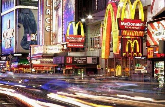 重要的改变 麦当劳美国餐厅开始用鲜牛肉