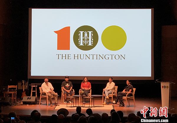"""美亨廷顿图书馆启动100特罗凯印版wxz520699周年庆典""""流芳园""""新貌为一大亮点"""